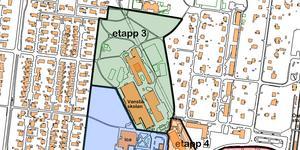 Etapp 3. Karta: Nynäshamns kommun