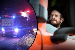 Karl-Anders Olars tycker att riksväg 50 norr om Enviken ska prioriteras – och saltas.