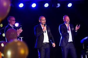 Kenth Eklund och Lars Eklund från Sunds fibertech vann kategorin Årets uppstickare.