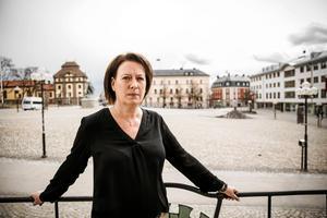 Susanne Norberg avfärdar alla tankar på ett extrainsatt sammanträde med kommunstyrelsen med anledning av torkan och bränderna.