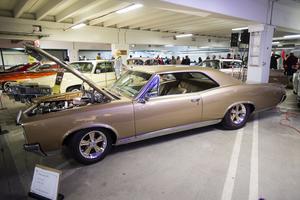 Pontiac GTO var en av 70-talet klassiska muskelbilar.