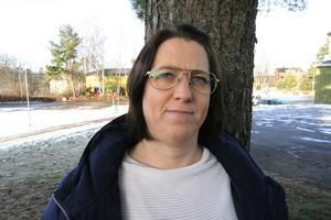 - Man får vara glad att vi har brandkåren här i Finnerödja. Hade vi fått vänta på styrkan i Laxå hade det tagit tio minuter längre och då vet man inte hur det hade gått, säger Frida Eriksson.