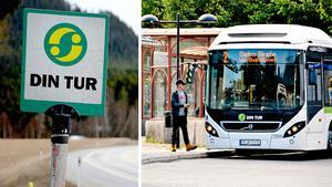 Skribenten undrar varför man alltid får vänta längre på busslinje 2 mellan Östra Birsta och Nacksta. Bilder: Micke Engström / Ove Öst