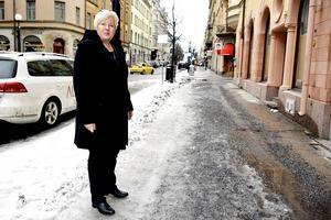 Maria Bäckman, ordförande för Vårdförbundet i Västernorrland, tror på en fortsatt ökad användning av hyrsjuksköterskor inom sjukvården.