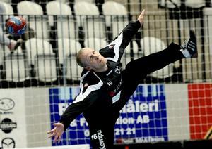 Sébastien Ehnevid storspelade för Lif i segermatchen mot Skånela.