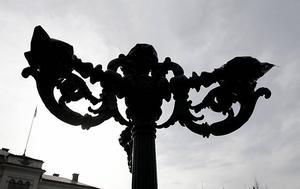Armaturen runt fontänen har utsatts för en del åverkan. De ska därför renoveras.