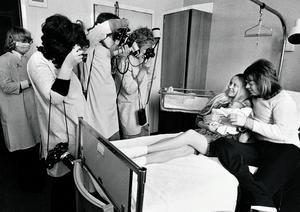 Den 23 februari 1973, bara 13 dagar efter gruppens medverkan i Melodifestivalen med
