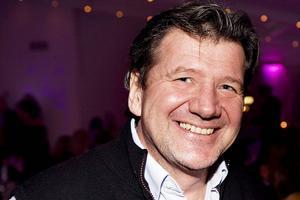 Ett leende i slutet av november 2007, men nu sörjer Tomas Åslund att Skistar lägger ned TV Åre.