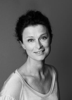 Skådespelaren och regissören Lena Endre stafettlöper för klimatet i