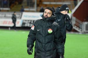 Poya Asbaghi ledde sitt Dalkurd till seger i säsongens sista match på ett kylslaget Domnarvsvallen.