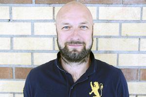 Patrik Järmens, sportchef i Tellus, bandy, elitserien.