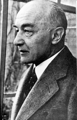 Robert Musil.