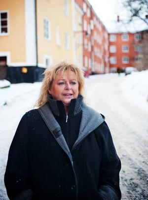 Kikki Danielsson tror inte att tjejerna har någon chans mot killarna i Melodifestivalen. Foto: Johan Engman/Scanpix
