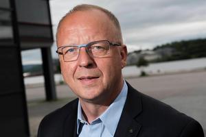 Anders Källström, ordförande för Svenska Hockeyligan. Bild: Jennie Johansson