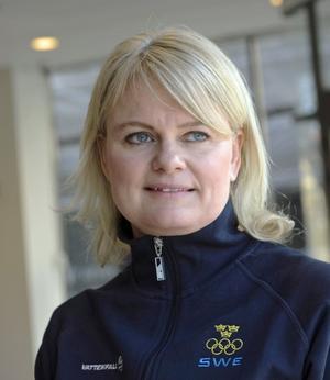 Curlaren Anette Norberg byter isen mot att bli tv-kommentator under OS i Sotji nästa år.