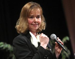 Misslyckades med att få Boston Powers fabrik till Ludvika men nu är Christina Lampe-Önnerud tillbaka på toppjobb hos Bridgewater, världens största hedgefond som förvaltar 1 000 miljarder kronor.