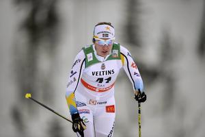 Första sträckan kördes av Hudiksvalls IF:s Evelina Settlin.