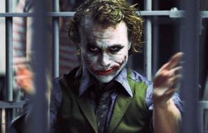 """Heath Ledger  hyllades unisont för sin roll i """"Dark Knight"""", som hade premiär efter hans död i januari 2008. Foto: Scanpix"""