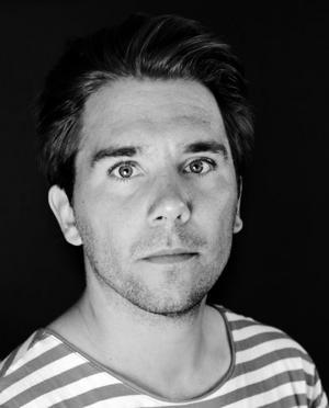 Markus Bäckström.