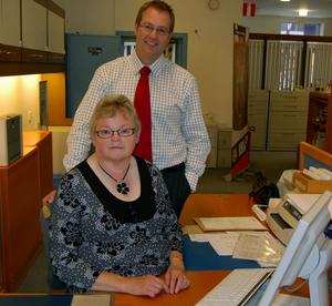 Idag, onsdag, är det 45 år sedan Eivor Zetterlund började jobba på Handelsbanken i Mora.