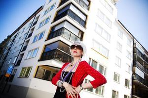 Pärlfantast. Marie Björk förespråkar pärlor av alla de slag.
