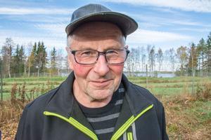 Sven-Erik Olsson från Lockne är en av eldsjälarna bakom Locknesjöns vänner.