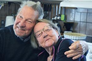 Marit Paulsen och maken Sture har varit ett par i 45 år.