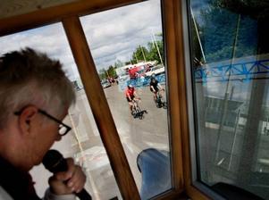 Det var många som valde att ge sig ut och cykla i lördags, när Storsjön runt gick av stapeln.Foto: Lars-Eje Lyrefelt