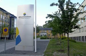 Hotellets entré föreslås ligga i Miuns nuvarande entré mot Trädgårdsgatan.