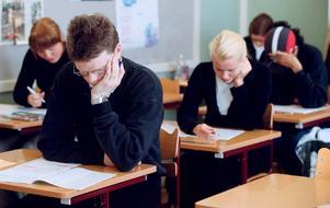Färre sökande och färre utbud av utbildningar blev årets resultat.