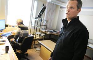 Vd:n Gunnar Norberg i företaget C-RAD på Frösön tror att projektet kan vara till nytta för dem regionalt, men Sverige är egentligen en marginalmarknad för företaget.