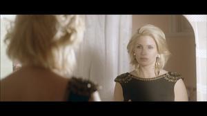 Carolina Gynning gör skådespelardebut som modellen Elin i