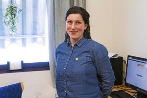 Jenny Larsson ser utbildningen som en förbättring för personalen i demensvården.