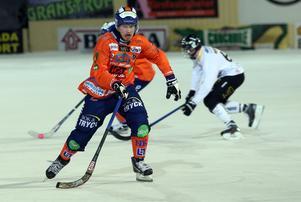 Ville Aaltonen gjorde 2–0 tidigt i första halvlek på pass från Patrik Nilsson.
