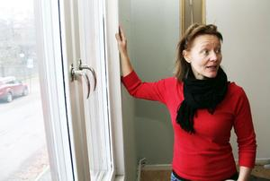 På skyltsöndagen öppnar Sara Pålbrant sitt skafferi i gamla Kurirenhuset.