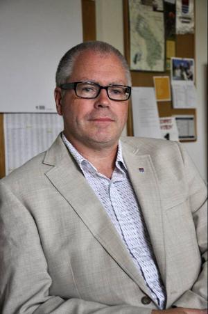 Kommunchef Anders Andersson har sett över den affärsverksamhet som kommunen själv bedriver.