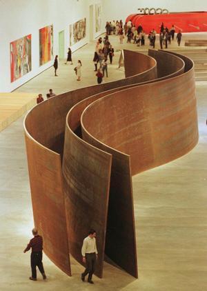 Guggenheimmuseet i Bilbao.
