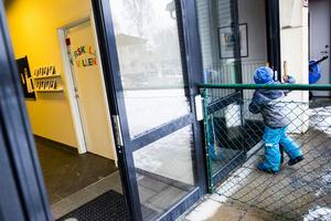 I juni flyttar barnen ut från Vallens förskola.