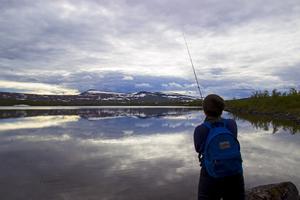 Res runt i Sverige och fiska i sommar.