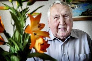Nils Broberg fyller 95 år den 2 april.