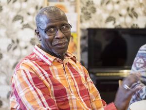 Mahamat Djidda är tidigare imam. Han representerar numera integration och vänskapsföreningen.