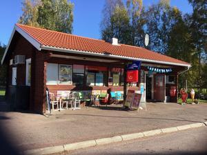 Siljansnäskiosken är helt återställd tack vare lokala hantverkare.