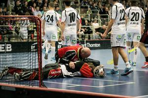 Tomas Åhrberg och Granlo BK sänktes av Faluns rivstart.