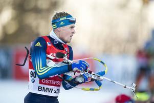Christofer Eriksson, Tullus, får åka världscupen i Hochfilzen.