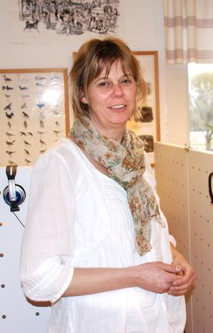 Läraren Ullis Elisson Grane är den drivande kraften i bloggen ullviskola.se.