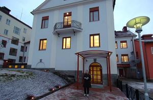 Lust och Lära hyr lokaler i gamla sjukhuset i Bollnäs.