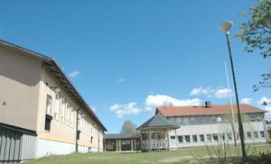 Fjällsjöskolan i Backe, Strömsunds kommun.