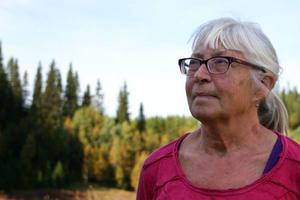 Inger Lundell tycker att alla årstider har sin speciella tjusning.