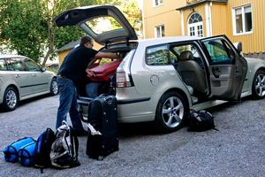 Packa rätt är inte alltid lätt.