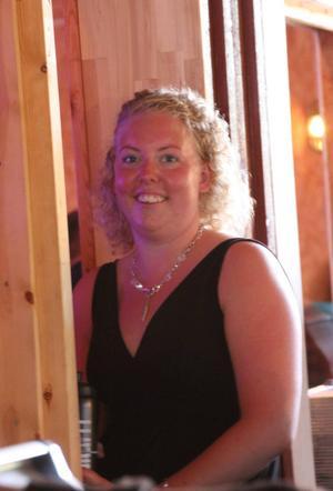 Karin Åström, Östersund, är en återkommande besökare på Dansbandsveckan.